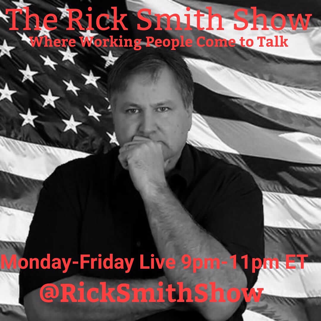 The Rick Smith Show - THANK YOU ALASKA TEAMSTERS!