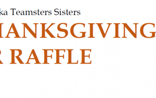 Thanksgiving Dinner Raffle