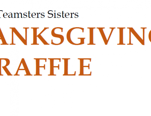 Thanksgiving Dinner Winners