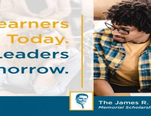 The Deadline to Apply is March 1, 2021 – JRH Scholarship