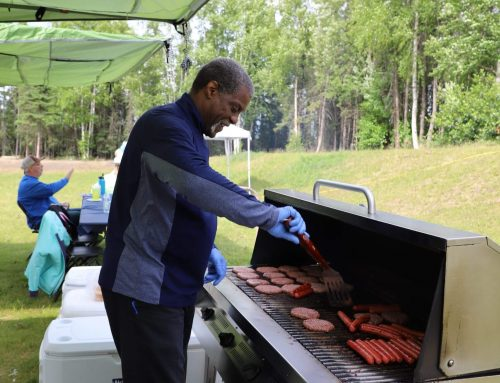 Anchorage 80 Year BBQ 🎉