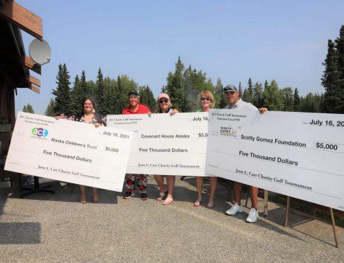 2021 37th Annual Jesse L. Carr Memorial Golf Tournament for Alaska Charities